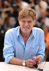 File photo - Robert Redford poses at the photocall for the film All Is Lost held at the Palais Des Festivals as part of the 66th Cannes film festival, in Cannes, southern France, on May 22, 2013. Oscar winner Robert Redford will retire from acting following this autumn's release of his upcoming film The Old Man & The Gun, the 81-year-old told Entertainment Weekly in a story published on Monday. Photo by Lionel Hahn/ABACAPRESS.COM