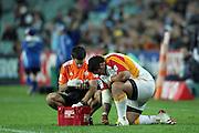 Ben Tameifuna. Waratahs v Chiefs. 2013 Investec Super Rugby Season. Allianz Stadium, Sydney. Friday 19 April 2013. Photo: Clay Cross / photosport.co.nz