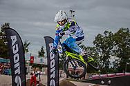 #29 (RENCUREL Jeremy) FRA at the 2016 UCI BMX Supercross World Cup in Santiago del Estero, Argentina