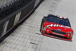April 13, 2018 - Bristol, Tennessee, United States of America - April 13, 2018 - Bristol, Tennessee, USA: Kurt Busch (41) bring his racecar down the backstretch during opening practice for the Food City 500 at Bristol Motor Speedway in Bristol, Tennessee. (Credit Image: © Chris Owens Asp Inc/ASP via ZUMA Wire)