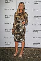 LONDON - JUNE 26: Holly Valance attended the Serpentine Gallery summer party, Kensington Gardens, London, UK. June 26, 2012. (Photo by Richard Goldschmidt)