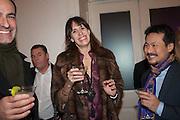 Lauren Goldstein Crowe, Isabella Blow: Fashion Galore! private view, Somerset House. London. 19 November 2013