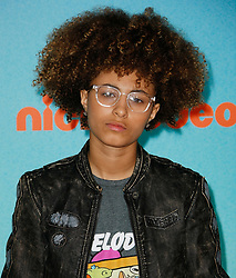 March 23, 2019 - Los Angeles, CA, USA - LOS ANGELES, CA - MARCH 23: DJ Young 1 attends Nickelodeon's 2019 Kids' Choice Awards at Galen Center on March 23, 2019 in Los Angeles, California. Photo: CraSH for imageSPACE (Credit Image: © Imagespace via ZUMA Wire)