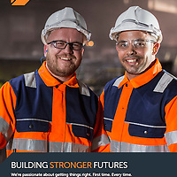 British Steel Rebrand photography by Steve Morgan June 2016