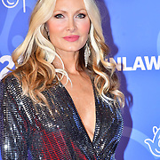 Caprice Bourret attends BBC1's National Lottery Awards 2019 at BBC Television Centre, 101 Wood Lane, on 15 October 2019, London, UK.