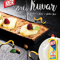"""Food photography for cook book with famous serbian chef Nenad Gladic aka """"Lepi Brka"""". Cllient: Henkel Serbia. Agency: Direct media"""