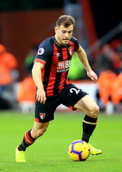 Bournemouth's Ryan Fraser during the Premier League match at The Vitality Stadium, Bournemouth.
