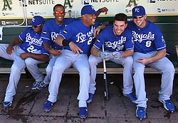 The young Kansas City Royals, 2011