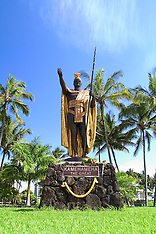 Kamehameha the Great Statue
