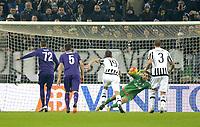 Josip Ilicic Fiorentina realizza il rigore del 0-1 gol, goal celebration,<br /> Torino 13-12-2015, Juventus Stadium, Football Calcio 2015/2016 Serie A, Juventus - Fiorentina, Foto Filippo Alfero/Insidefoto