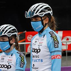 14-04-2021: Wielrennen: Brabantse Pijl women: Overijse: Caroline Andersson: Ingvild Gaskjenn