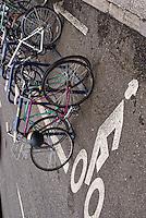 Bicycle Rack, Portland