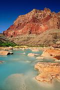Little Colorado River confluence with the Colorado River