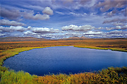 Pond behind the North Fork Pass<br />