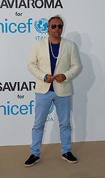 Johan Ernst Nilson arriving at a photocall for the Unicef Summer Gala Presented by Luisaviaroma at Villa Violina on August 10, 2018 in Porto Cervo, Italy. Photo by Alessandro Tocco/ABACAPRESS.COM