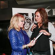 NLD/Amsterdam/20130503 - Boekpresentatie La Paay van Patricia Paay, Patricia en Patty Brard