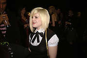 Kelly Osbourne, DENIS SIMACHEV SHOWCASES AUTUMN/WINTER 06 MENSWEAR & WOMENSWEAR COLLECTIONS<br />
