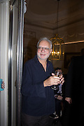 FAROUK DHOMBY, The Literary Review Bad Sex in Fiction Award 2014. The In and Out ( Naval and Military ) Club, 4 St. James's Sq. London SW1. 3 December 2014.