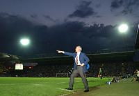 Claudio Ranieri (Chelsea Manager) Watford v Chelsea, Pre-Season Friendly, 5/08/2003. Credit: Colorsport / Matthew Impey DIGITAL FILE ONLY