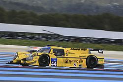 April 13, 2018 - Le Castellet, France - 44 SPV RACING (ESP) LIGIER JS P3 NISSAN ALVARO FONTES (ESP) RICARDO SANCHEZ  (Credit Image: © Panoramic via ZUMA Press)