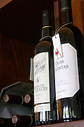 Wine shop. Quinta do Crasto 2003, Douro. Lisbon, Portugal