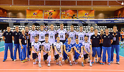 20150613 NED: World League Nederland - Finland, Almere<br /> Team Finland