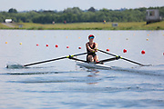 Race: 50  Event: Women's Single Sculls - Tier 3 - Final<br /> <br /> National Schools Regatta 2018<br /> Sunday<br /> <br /> To purchase this photo, or to see pricing information for Prints and Downloads, click the blue 'Add to Cart' button at the top-right of the page. The Metropolitan Regatta 2018
