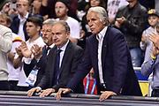 DESCRIZIONE : Berlino Berlin Eurobasket 2015 Group B Germany Germania - Italia Italy<br /> GIOCATORE : Giovanni Petrucci Giovanni Malagò<br /> CATEGORIA : Tifosi Pubblico Spettatori VIP<br /> SQUADRA : Italia Italy<br /> EVENTO : Eurobasket 2015 Group B<br /> GARA : Germany Italy - Germania Italia<br /> DATA : 09/09/2015<br /> SPORT : Pallacanestro<br /> AUTORE : Agenzia Ciamillo-Castoria/GiulioCiamillo