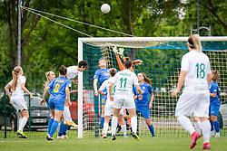 during football match between ZNK Pomurje and ZNK Olimpija in 21st Round of Slovenska zenska nogometna liga 2020/21, on 22 of May, 2021 in TSC Trate, Gornja Radgona, Slovenia. Photo by Blaž Weindorfer / Sportida