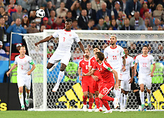Switzerland v Serbia - 22 June 2018