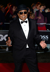 Tito Jackson attending the GQ Men of the Year Awards 2017 held at the Tate Modern, London.