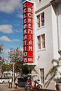 Bohemian Hotel in the Disney created master planned community of Celebration, Florida.