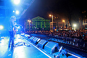 31/12/14 The Whereabouts playing at the New Years Eve celebrations at the New Years Festival countdown concert at College Green, Dublin. Picture:Arthur Carronpany went bust today (Thurs). Picture:Arthur Carron