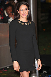 Nov. 11, 2013 - London, England - Meghan Markle arriving for The Hunger Games, Catching Fire World Premiere, London Leicester Square. 11/11/2013 (Credit Image: © Future-Image/ZUMAPRESS.com)