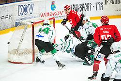 PETRONIJEVIC LEPŠA Tay during Alps League Ice Hockey match between HDD SIJ Jesenice and HK SZ Olimpija on January 2, 2021 in Ice Arena Podmezakla, Jesenice, Slovenia. Photo by Peter Podobnik / Sportida