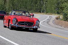 012 1957 Mercedes Benz 300SL Rdstr