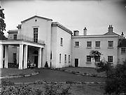 06/06/1957<br /> 06 June 1957<br /> <br /> American Ambassador's Residence, Phoenix Park, Dublin