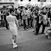 This is truly bizarre, Hong Kong, China (May 2004)