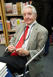 Labour Party Conference<br /> at Manchester Central, Manchester, Great Britain <br /> 24th September 2014 <br /> <br /> Dennis Skinner <br /> <br /> Photograph by Elliott Franks <br /> Image licensed to Elliott Franks Photography Services