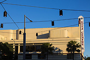 The Ritz Cinema, Port Macquarie, NSW. A great example of an Art Deco Building in Australia.