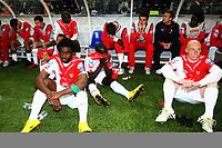 FOOTBALL - FRENCH CUP 2009/2010 - FINAL - PARIS SAINT GERMAIN v AS MONACO - 1/05/2010 - PHOTO ERIC BRETAGNON / DPPI -  MONACO