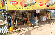 Small local shop, Haputale, Badulla District, Uva Province, Sri Lanka, Asia