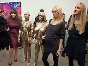 ALLANAH STARR; CLAUDIA SCHIFFER , Marc Quinn exhibition opening. Allanah, Buck, Catman, Michael, Pamela and Thomas. White Cube Hoxton Sq. London. 6 May 2010.  *** Local Caption *** -DO NOT ARCHIVE-© Copyright Photograph by Dafydd Jones. 248 Clapham Rd. London SW9 0PZ. Tel 0207 820 0771. www.dafjones.com.<br /> ALLANAH STARR; CLAUDIA SCHIFFER , Marc Quinn exhibition opening. Allanah, Buck, Catman, Michael, Pamela and Thomas. White Cube Hoxton Sq. London. 6 May 2010.