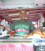 Tony Danza Visits Alleva Dairy