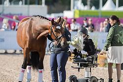 Tange Kaastrup Stinna, DEN, Horsebo Smarties<br /> FEI European Para Dressage Championships - Goteborg 2017 <br /> © Hippo Foto - Dirk Caremans<br /> 22/08/2017,