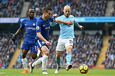 Manchester City v Chelsea - 04 March 2018