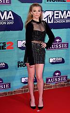 MTV Music Awards 2017 - 13 Nov 2017