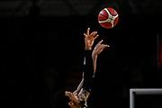 Palla a due<br /> Segafredo Virtus Bologna - A X Armani Exchange Olimpia Milano<br /> Basket Serie A LBA 2020/2021 - Finale Playoff G4<br /> Bologna 11 June 2021<br /> Foto Mattia Ozbot / Ciamillo-Castoria