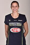 Sabrina Cinili<br /> Posati Nazionale Italiana Femminile Senior<br /> FIP Nazionali 2017<br /> Montegrotto Terme, 27/02/2017<br /> Foto Ciamillo-Castoria