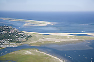 Due to constantly changing shoals, Chatham Harbor is a challenge to boaters.
